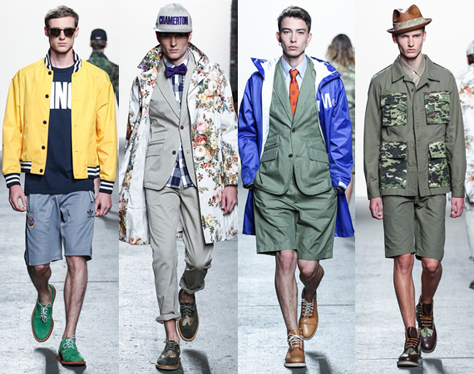 Mark mcnairy spring summer 2014 menswear sm