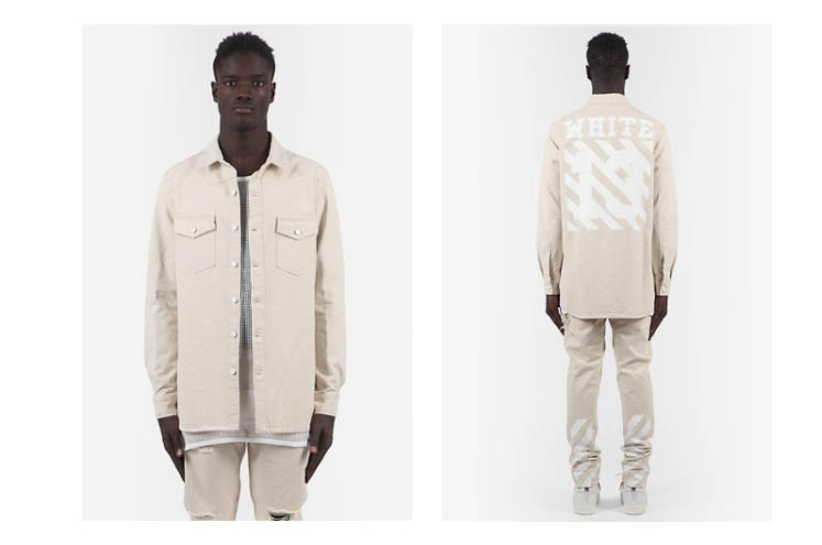 Off-White co Virgil Abloh SS 201419