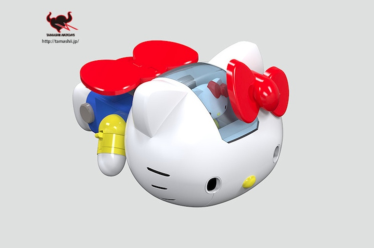 Chogokin Hello Kitty 2
