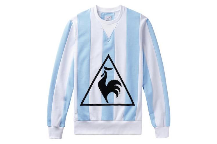 Le Coq Sportif x LC23 – Argentina Pack 9