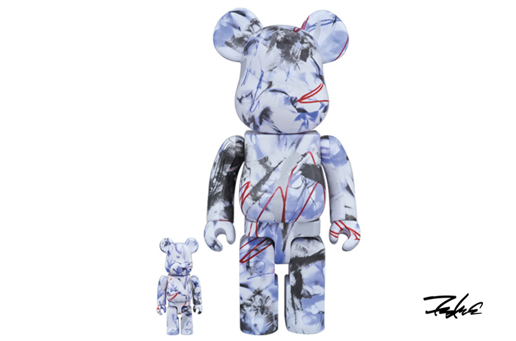 Futura-Bearbrick-100-400-set-1000-1