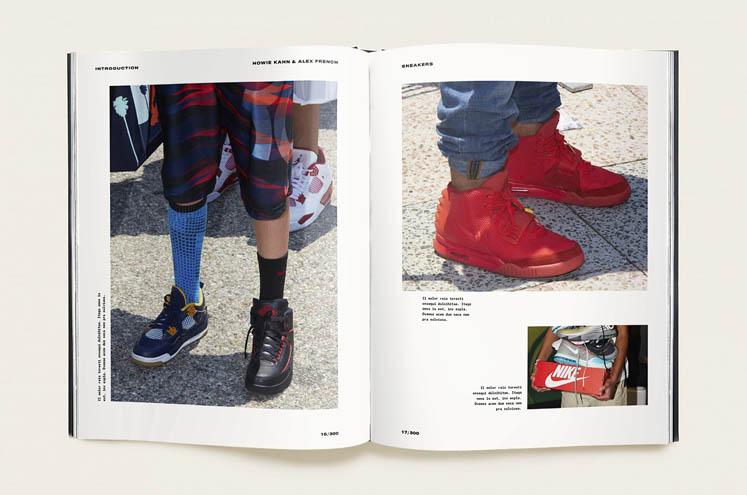 Sneakers – Book2