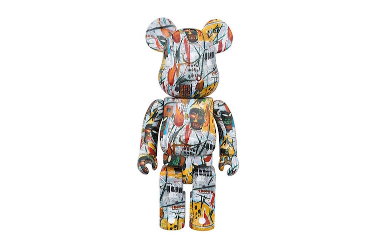 Bearbrick Basquiat 3