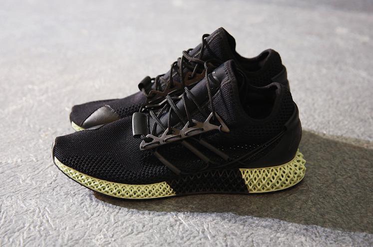Y-3 colabora con James Harden & Carbon 4D para su colección de zapatillas FW18