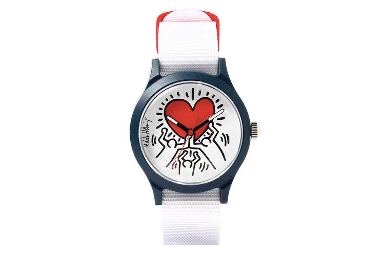 BEAMS x Keith Haring – Relojes 4