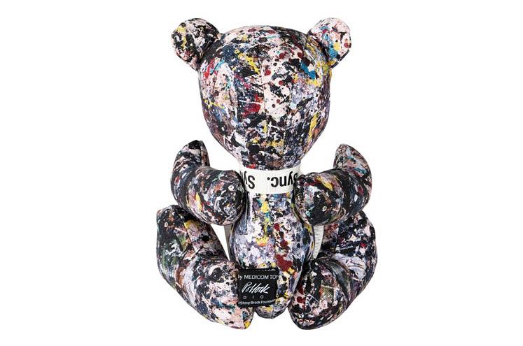 medicom-toy-sync-jackson-pollock-teddy-bear-6