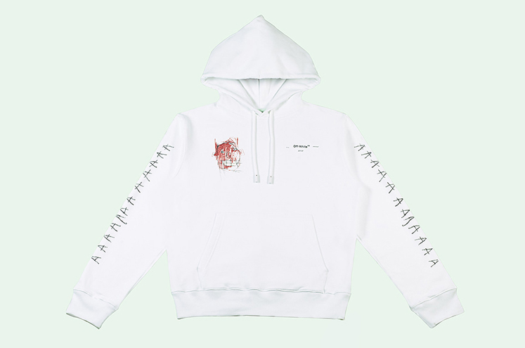 OFF WHITE BASQUIAT 7478