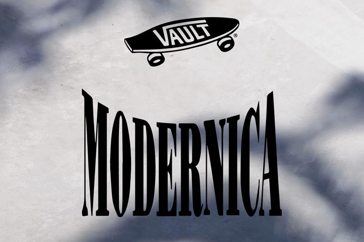 Vans x Modernica 7