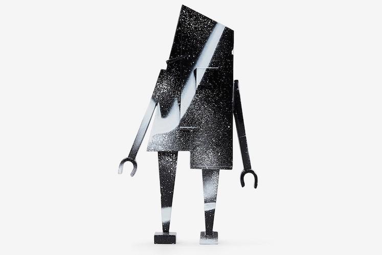 Futura x Samuel Ross x Concrete Objects