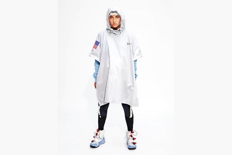 Tom Sachs x Nike Poncho 7