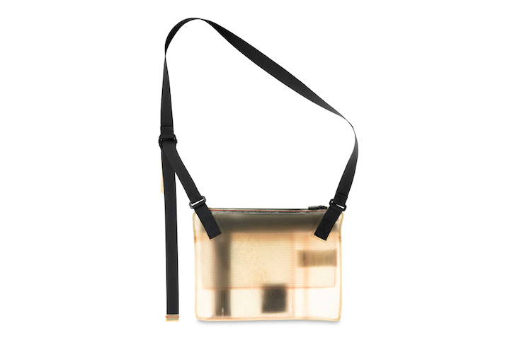 Guerrilla Group Leather Bag 2