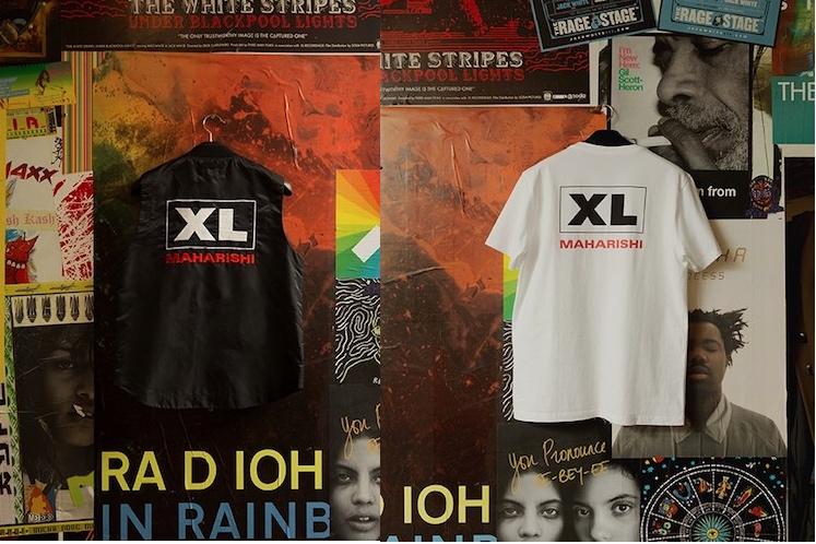 Maharishi x XL Recordings 18