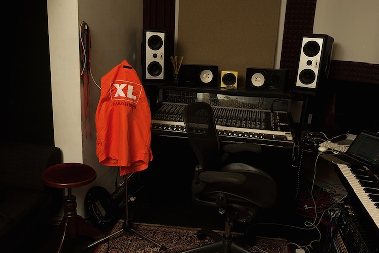 Maharishi x XL Recordings 4