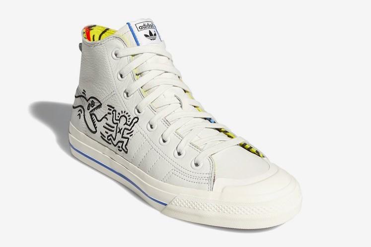 Keith Haring x adidas 11