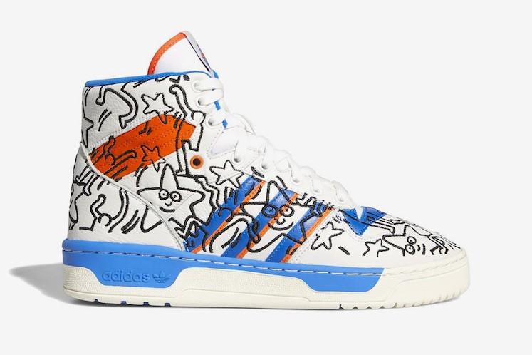 Keith Haring x adidas 3