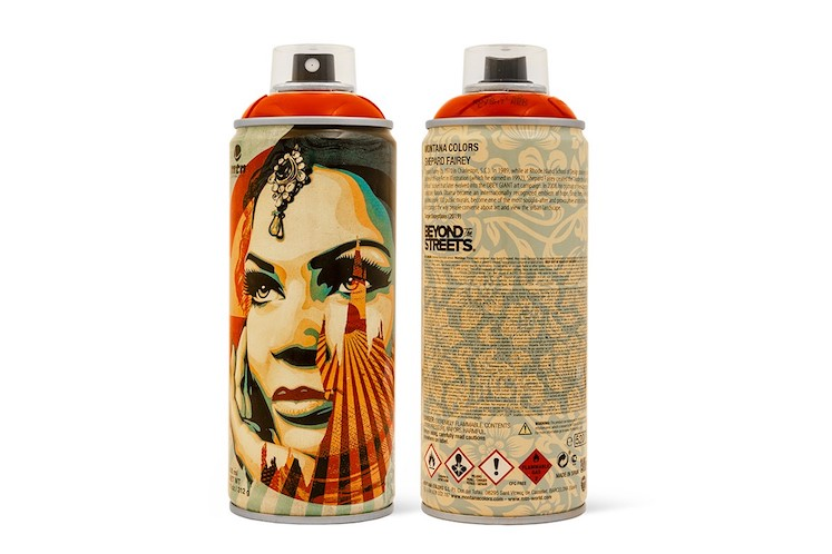 Shepard Fairey x Beyond The Streets 4
