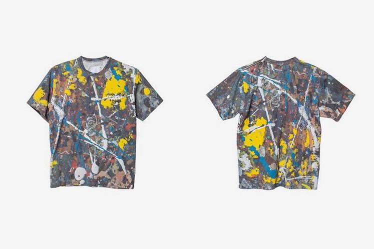 sacai x Jackson Pollock 2
