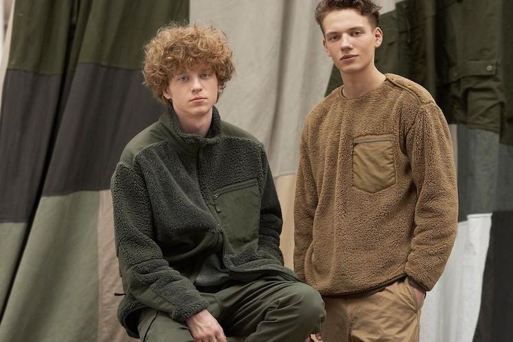 Uniqlo x Egineered Garments – Winter 1