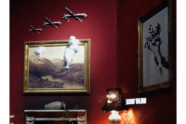 Banksy Gross Domestic Product 8