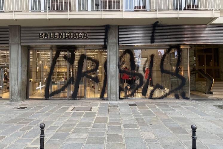 Kidult – Merry Crisis@Balenciaga 2