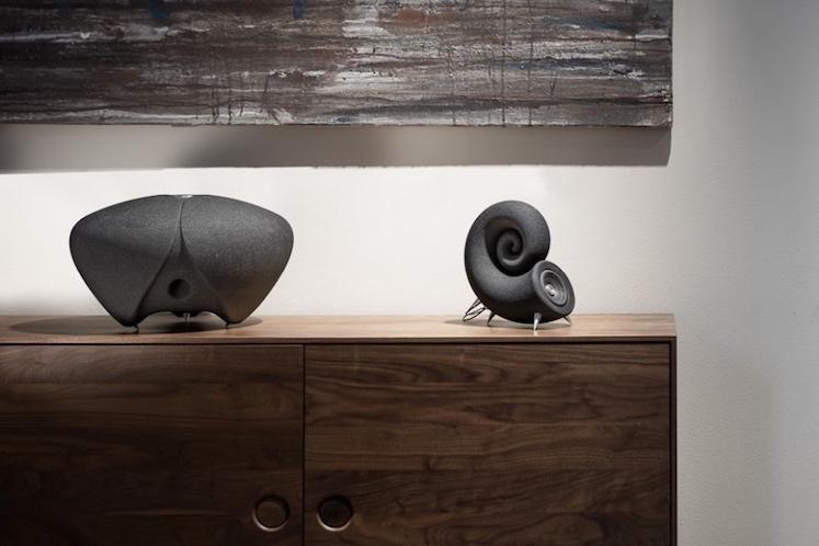 Deeptime Speaker 3D 2