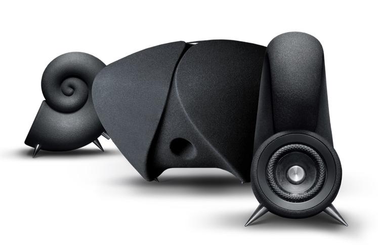 Deeptime Speaker 3D 5