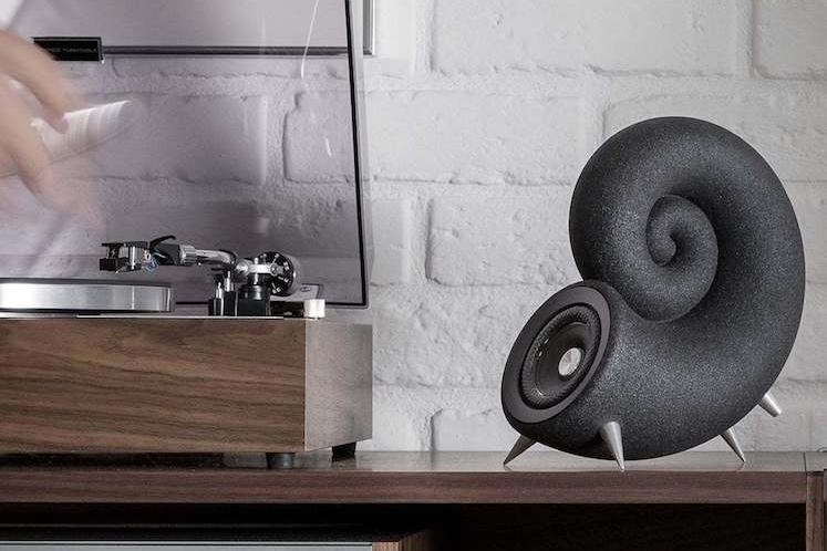 Deeptime Speaker 3D