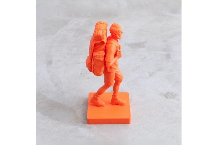 Mountain Research x Medicom Toy – Thoreau Sculpture 2