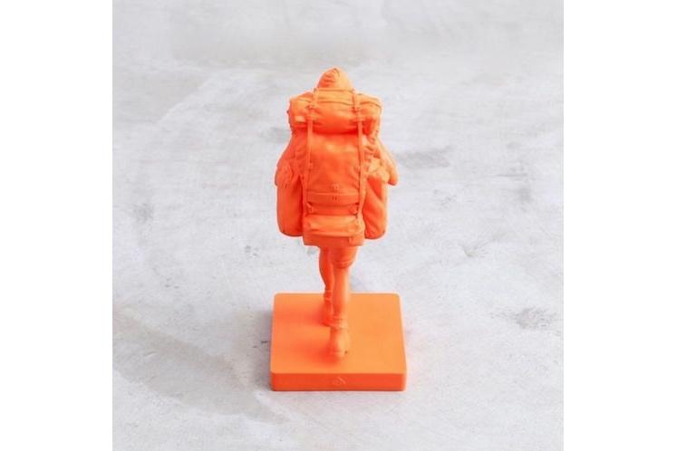 Mountain Research x Medicom Toy – Thoreau Sculpture 3