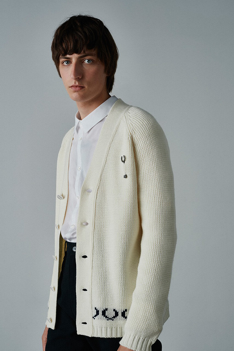 Fred Perry Raf Simons 5