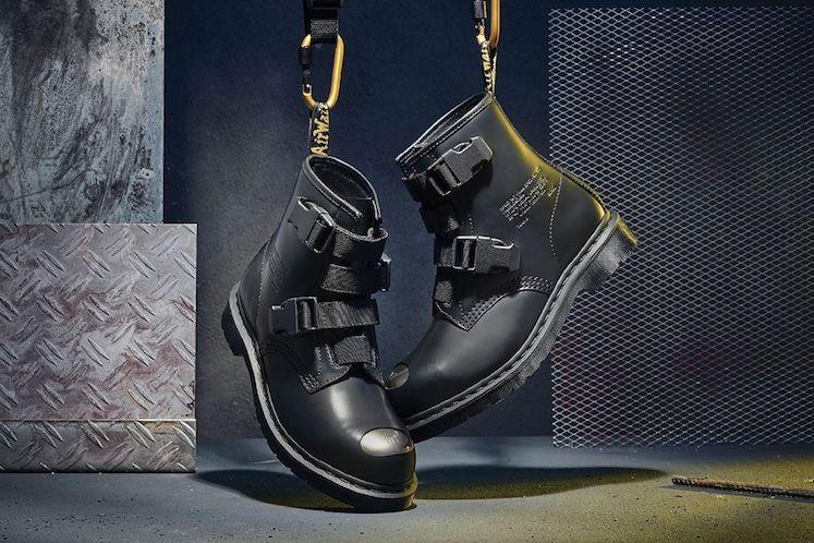 WTaps x Dr Martens – 1460 boot 1