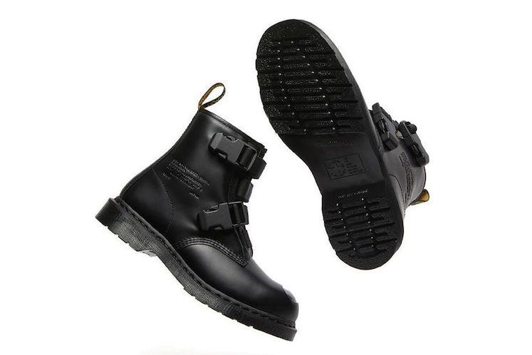 WTaps x Dr Martens – 1460 boot 3