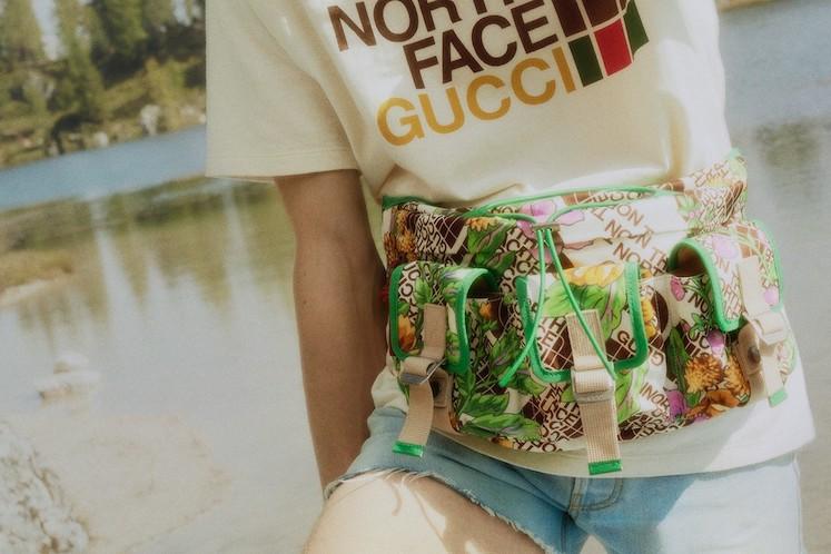 Gucci x The North Face 5