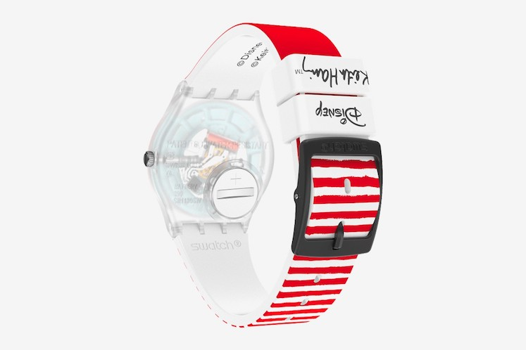 Swatch x Keith Haring – Mickey Mouse Watches 10