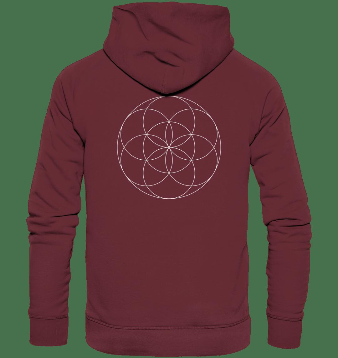 back organic hoodie 672b34 1116x 1 Same des Lebens - Organic Hoodie