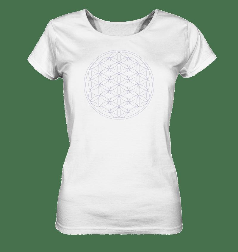 front ladies organic shirt f8f8f8 spirituelle t-shirts für damen