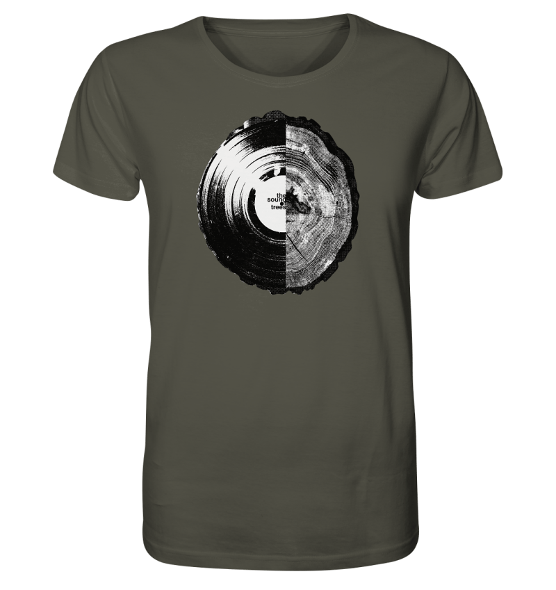 Sound of Trees - Organic Shirt für Herren