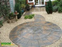 Patios and Garden Paving  Vision Landscaping and Paving