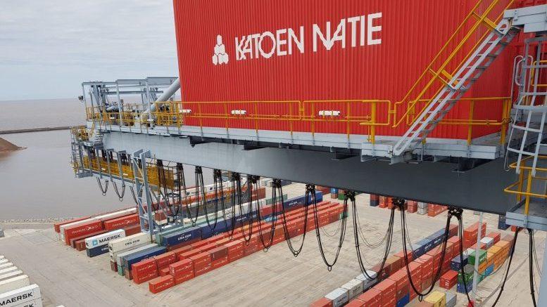 "Katoen Natie dice que ""Montecon tergiversa información""; pide investigar ""irregularidades"" – Uruguay Visión Marítima"