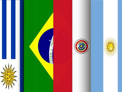 Líderes económicos de Argentina, Brasil, Paraguay y Uruguay se ...