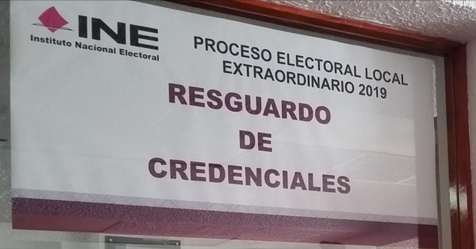 Ine Puebla Resguarda 6 688 Credenciales No Recogidas Al 10