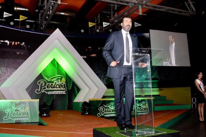 Tenemos Pericos! Espectacular presentación de la novena verde