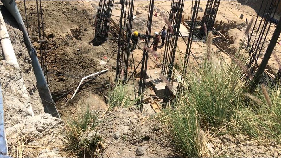 Mueren sepultados trabajadores de la construcción
