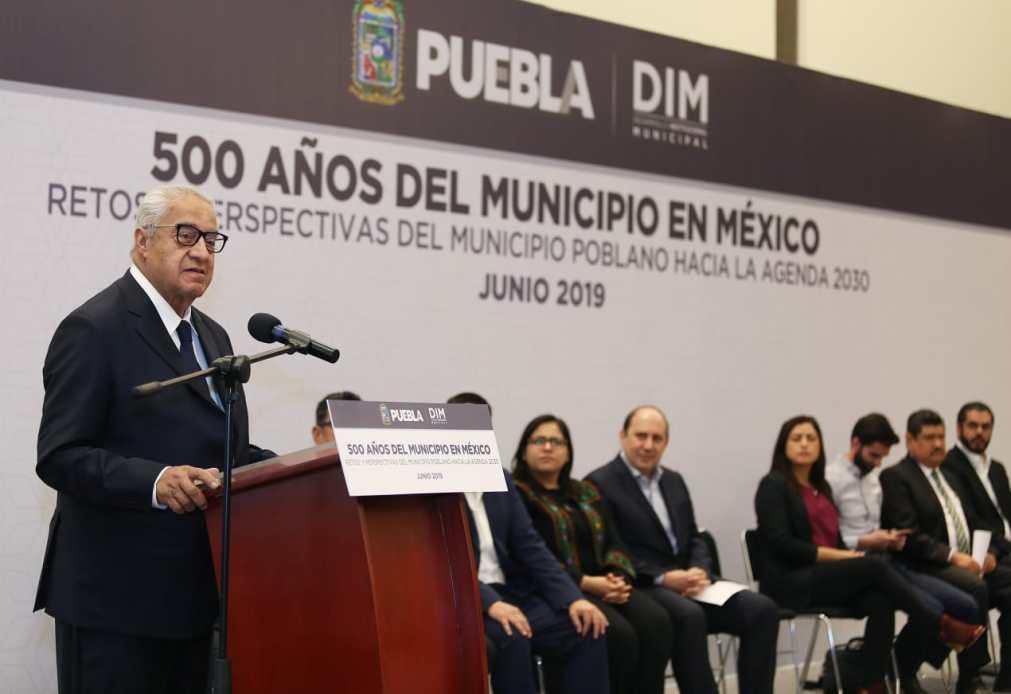 PACHECO PULIDO BRINDA RESPALDO A AMLO PARA DEFENDER LA SOBERANÍA NACIONAL