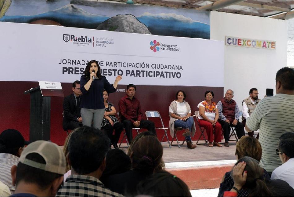 CONTINÚA LA CONSTRUCCIÓN DEL PRESUPUESTO PARTICIPATIVO A TRAVÉS DE ASAMBLEAS COMUNITARIAS Y JORNADAS DE PARTICIPACIÓN CIUDADANA