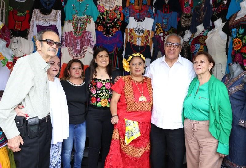 GOBIERNO DE PACHECO PULIDO FORTALECE LAZOS CON OAXACA