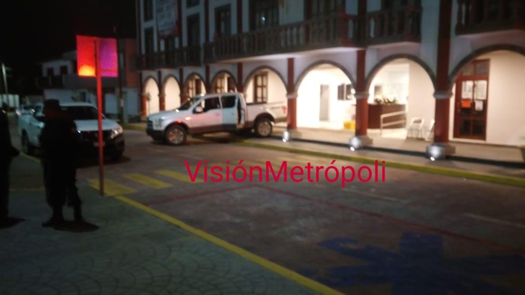 DOS POLICÍAS RESULTAN LESIONADOS EN INTENTO DE ROBO DE CAJERO AUTOMÁTICO EN CORONANGO