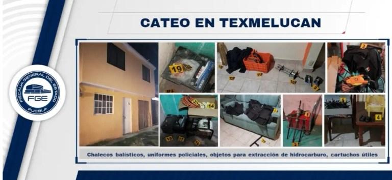 LA FISCALÍA A TRAVÉS DE FISDAI CATEÓ DOS INMUEBLES DE SAN MARTÍN TEXMELUCAN