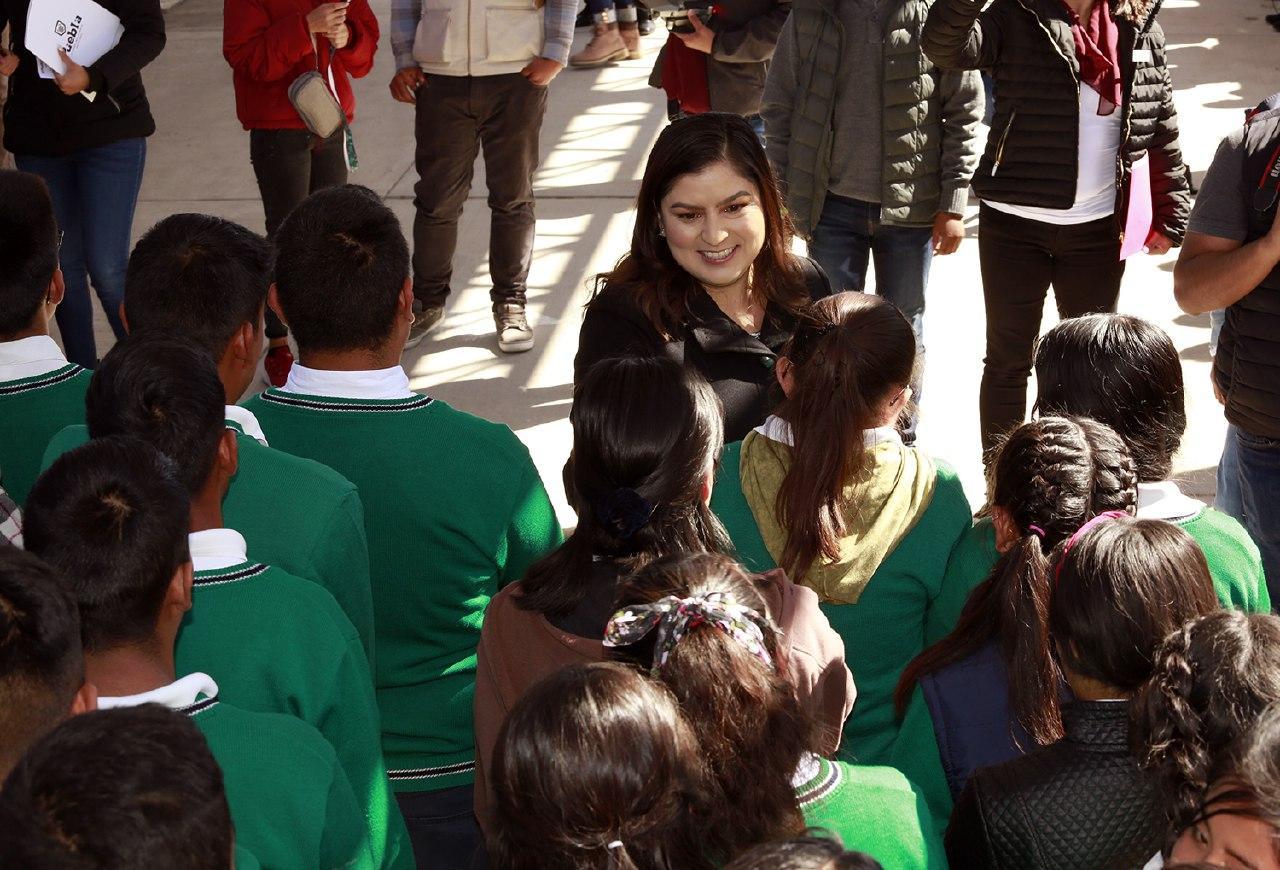 GOBIERNO DE LA CIUDAD INVIERTE EN INFRAESTRUCTURA EDUCATIVA DE JUNTAS AUXILIARES