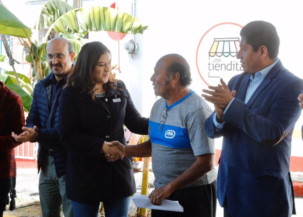 GOBIERNO DE LA CIUDAD INVIERTE MÁS DE 10 MDP PARA FORTALECER LA ECONOMÍA POBLANA